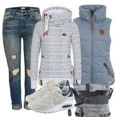 Freizeit Outfits: LovelySunday bei FrauenOutfits.de