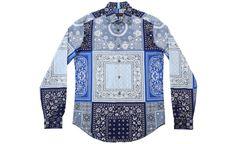 La chemise bandana de Louis Vuitton http://www.vogue.fr/vogue-hommes/mode/diaporama/la-chemise-bandana-de-louis-vuitton/19185