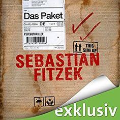 """Ein weiteres Hörbuch-Muss in meiner #AudibleApp: """"Das Paket"""" von Sebastian Fitzek, gesprochen von Simon Jäger."""