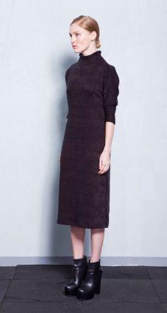 Athina Korda Collection 'AntiThesis' for A/W Collections Photography, High Neck Dress, Model, Dresses, Design, Fashion, Turtleneck Dress, Vestidos, Moda