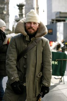 Still Cold in New York « The Sartorialist