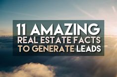 To be a realtor, you need leads. There is no way around it at all. Let's look at 11 ways to get more leads as an agent...