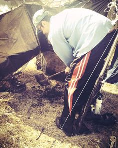 Oppikoppi 2014 Camp Loo in the Making. Camping, Campsite, Campers, Tent Camping, Rv Camping