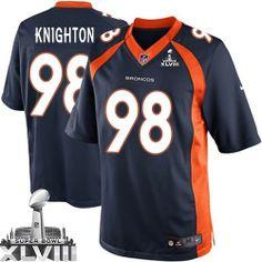 Terrance Knighton Limited Jersey-80%OFF Nike Terrance Knighton Limited Jersey at Broncos Shop. (Limited Nike Men's Terrance Knighton Navy Blue Super Bowl XLVIII Jersey) Denver Broncos Alternate #94 NFL Easy Returns.
