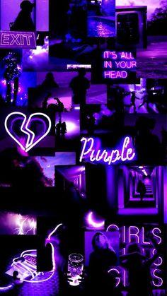 Purple Wallpaper Phone, Cartoon Wallpaper Iphone, Iphone Wallpaper Tumblr Aesthetic, Iphone Background Wallpaper, Aesthetic Pastel Wallpaper, Dark Wallpaper, Galaxy Wallpaper, Aesthetic Wallpapers, Wallpaper Quotes