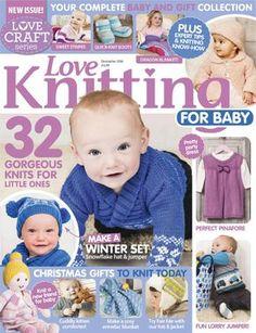 Love Knitting for Baby December 2016 - 轻描淡写 - 轻描淡写 NÁVODY