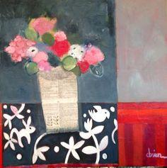 """Midsummer"", Annie O'Brien Gonzales, Santa Fe, NM"