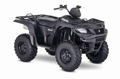 New 2017 Suzuki KingQuad 750AXi Power Steering Special Edition ATVs For Sale in Ohio. In 1983, Suzuki introduced the world's first 4-wheel ATV. Today, Suzuki ATVs are everywhere. From the most remote areas to the most everyday tasks, you'll find the KingQuad powering a rider onward. Across the board, our KingQuad lineup is a dominating group of ATVs.