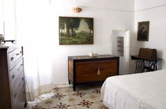 Apartment Cisternino_Schlafzimmer