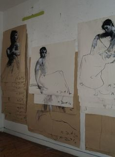 Studio of Mark Demsteader.