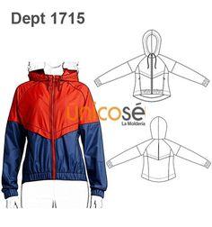 CORTAVIENTO MUJER Green Raincoat, Mens Raincoat, Fashion Flats, Active Wear, Mens Fashion, Routine, Sports, T Shirt, How To Wear