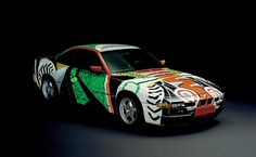 BMW Art Car  by Elms Direct, via Flickr