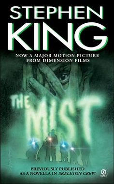 The Mist - one of the best of his novellas and shorts, although I do love The Raft as well.