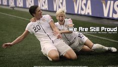 USWNT Abby Wambach Megan Rapinoe World Cup Soccer Football