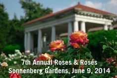 Sonnenberg Gardens & Mansion | Finger Lakes Weddings | Canandaigua Weddings