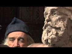 "Robert Liberace teaches ""The Portrait in Terra Cotta"" sculpture Excerpts large - YouTube"