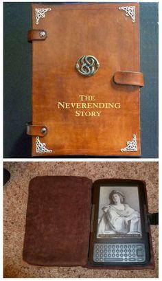 Neverending Story eReader Cover