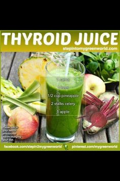 Thyroid juice, Will be trying this!