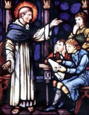 St. Albert the Great, bishop, confessor and doctor pray for us and Archdiocese of Cincinnati, medical technicians, scientists and students of theology.  Feast day November 15.