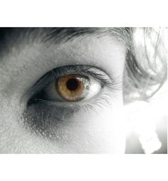 Brother's eyes