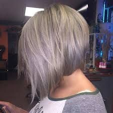 Image result for grey bob hairstyles