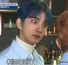 Joshua Meme, Joshua Hong, Cute Jokes, Seventeen Memes, Funny Kpop Memes, I Love You All, Pledis Entertainment, Meme Faces, Derp