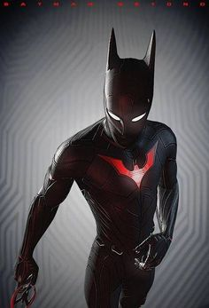 Based on this concept by my pal Guy Bourraine. Batman Beyond created by Bruce Timm and owned by DC Comics 2016 Zbrush, Photoshop, Xnormal, Toolbag Marmoset Foto Batman, Im Batman, Batman Art, Spiderman, Batman Stuff, Comic Book Characters, Comic Character, Comic Books Art, Nightwing