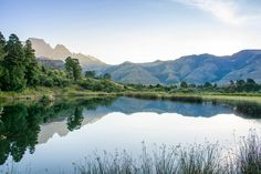 Find exquisite views in the . South Africa, River, Adventure, Mountains, Places, Painting, Outdoor, African, Outdoors