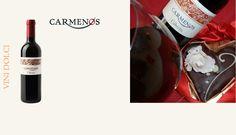 CARMENOS enjoy with dark chocolate or dark chocolate cakes   http://www.lacappuccina.it/en/carmenos-passito-veneto-i-g-t/