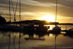 Elämää maalaismaisemissa: Poroholman merellisessä miljöössä