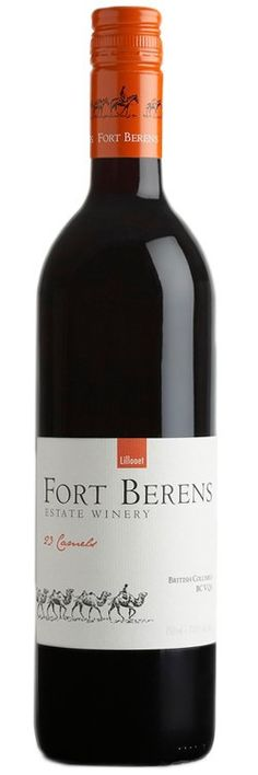 Fort Berens Estate Winery Camels Red Red Blend 750 mL Camels, Wines, Red Wine, Alcoholic Drinks, Bottle, Glass, Drinkware, Flask, Corning Glass