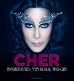 Cher_Dressed_to_Kill_Tour_poster.jpg played at the Amway Center, Orlando on 16 May 2014