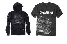 FX YAMAHA R1 2 PIECE MEN APPAREL T-SHIRT HOODY COMBO MOTOCROSS BMX #FACTORYEFFEX #CLOTHING