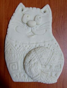 БИОКЕРАМИКА.RU (соленое тесто - мастер-классы) | ВКонтакте School Art Projects, Clay Projects, Diy And Crafts, Crafts For Kids, Clay Cats, Pottery Classes, Clay Animals, Salt Dough, Polymer Clay Art
