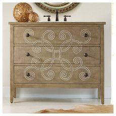 40-50 Bathroom Vanities and Furniture, FREE Shipping, Weekly SALE!