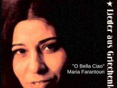 O Bella Ciao - Maria Farantouri (Μπέλα Τσάο) (+playlist)