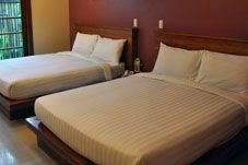 $120/2 queen beds - recommended by conde naste, station 1 but not beach front - Boracay Beach Club | Boracay Hotels, Boracay Resorts, Boracay Packages