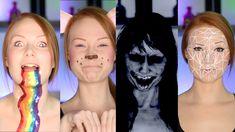 7 Snapchat Filters Makeup Tutorial/DIY