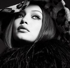 Джиджи Хадид для обложки японского Vogue (Интернет-журнал ETODAY)