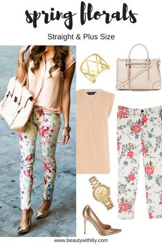 How To Style Floral Patterns