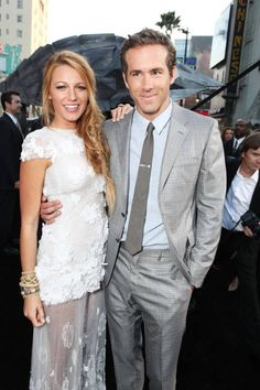 The love surprise of 2012: Blake Lively and Ryan Reynolds tying the knot