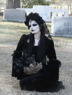 Hey, I found this really awesome Etsy listing at https://www.etsy.com/uk/listing/504109770/gothic-wedding-veil-mourning-veil-black