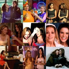 Brooke and Haley. Love them both