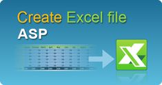 Create Excel file in ASP classic by EasyXLS component! XLSX, XLSM, XLSB, XLS spreadsheets in ASP classic. #EasyXLS #Export #Excel #ASP Files In C, User Guide, Filing, Tutorials, Console, Windows, Reading, Create, Classic