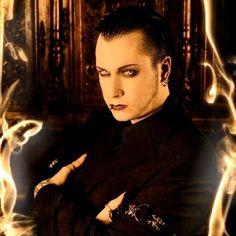 #blutengel #chrispohl #gothic #darkworld #dunkleszene