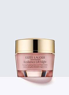 Estee Lauder  Resilience Lift Night FirmingSculpting Face and Neck Creme All Skin Types  50ml17oz ** You can get additional details at the image link.