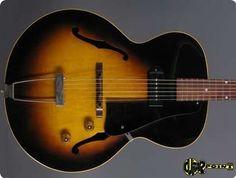 Gibson ES-125 from 1954 #vintageandrare #vintageguitars #vandr