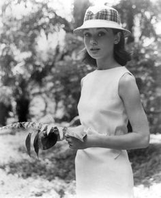 """Photographed by Leo Fuchs in the Belgian Congo (Africa) during the production of """"The Nun's Story"""", 1958"""