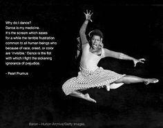 in Pearl Primus was born. She played an important role in the presentation of African dance to American audiences.