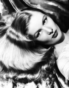 Veronica Lake, 1941; photo by George Hurrell
